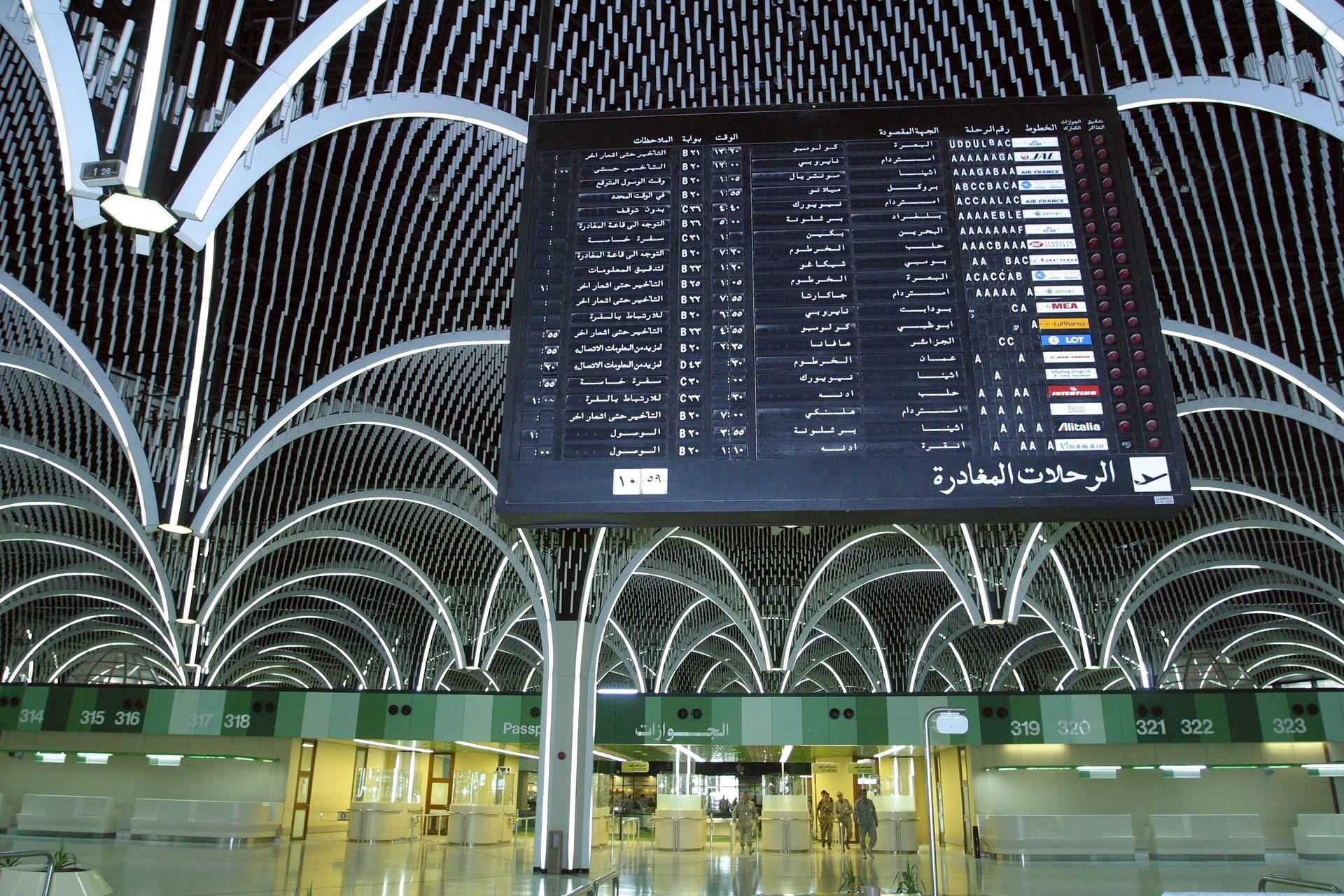 Flughafen Bagdad