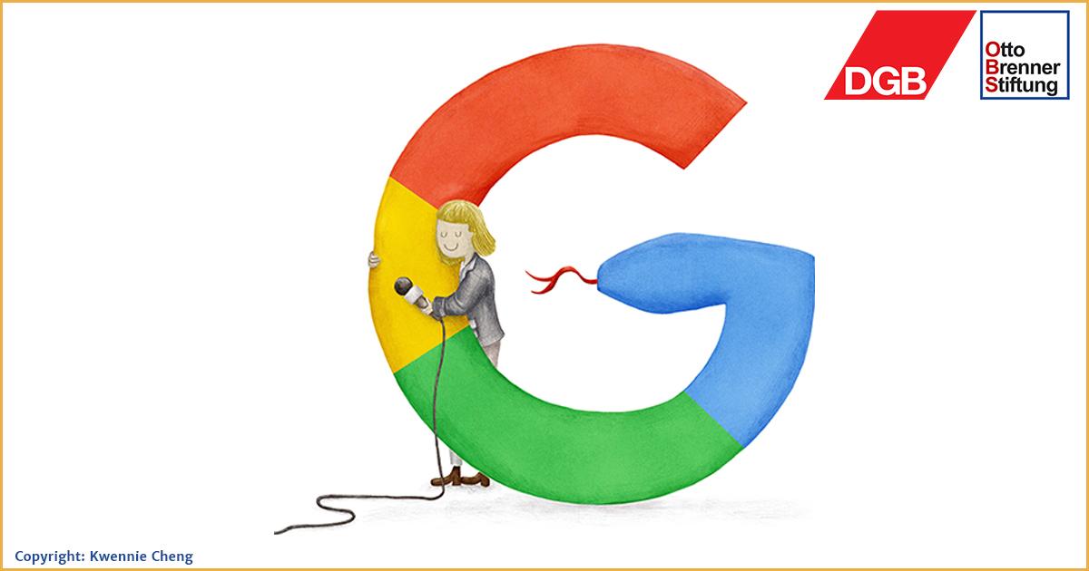 Google Journalismus