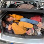 Bundespolizeidirektion München: Migranten im Kofferraum geschleust