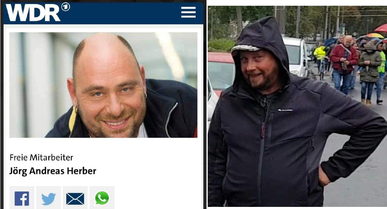 WDR-Mitarbeiter