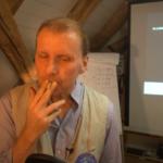Verschwörungstheoretiker Dr. Andreas Noack im Live-Stream festgenommen?