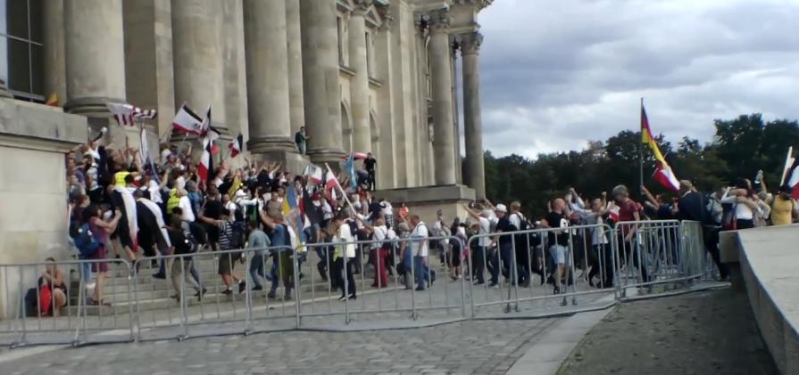 Reichstagssturm