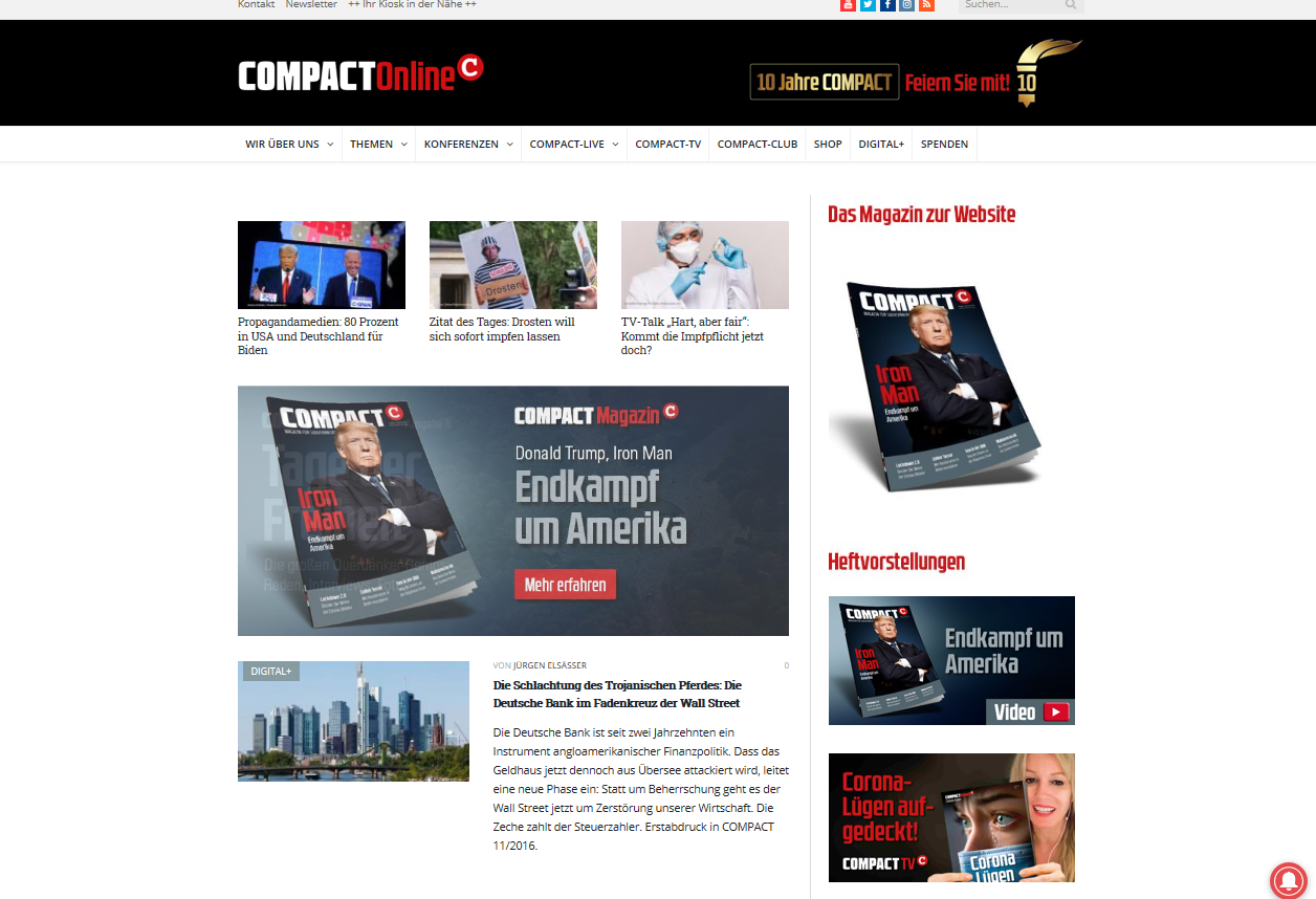Compact-Magazin