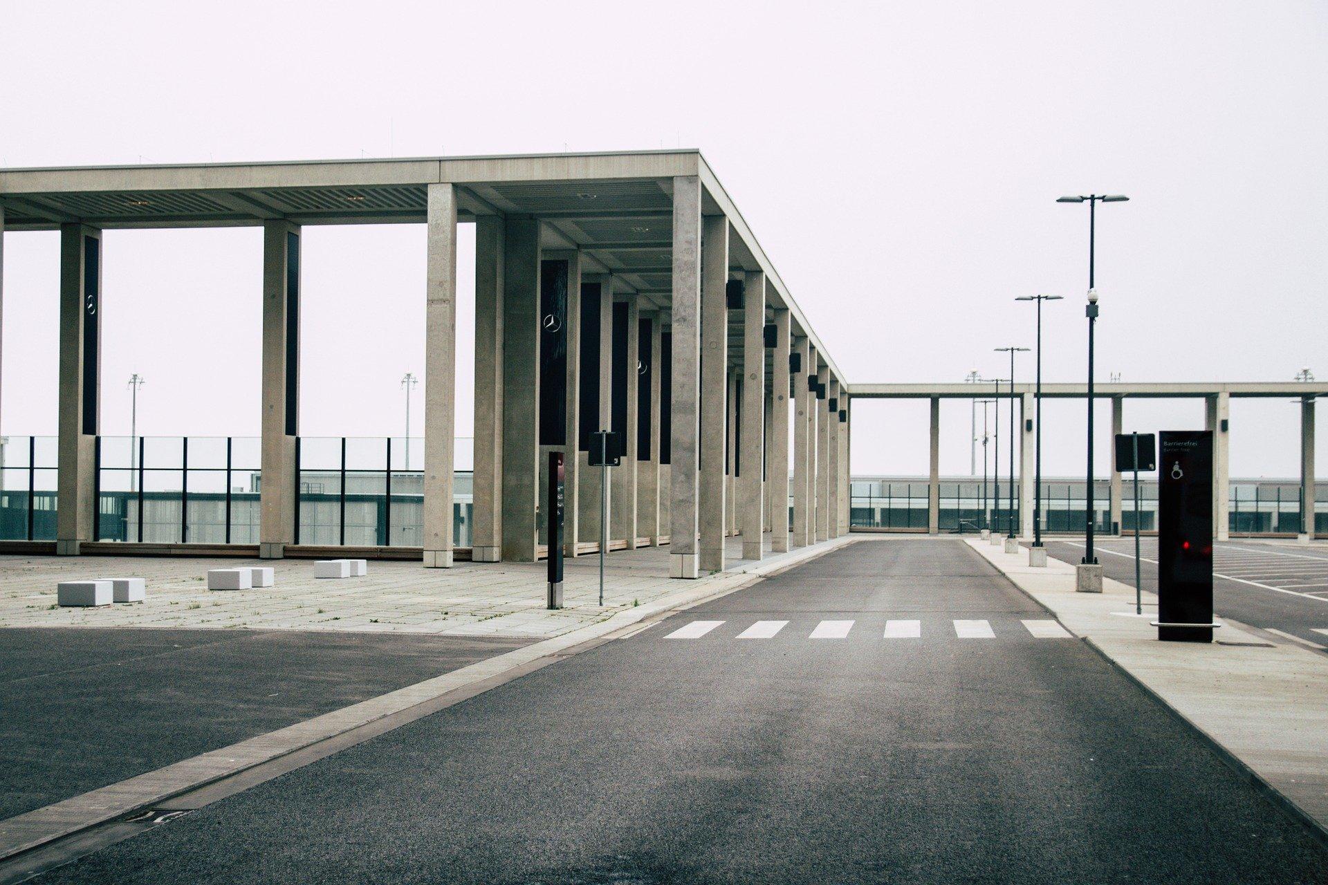 BER Flughafen