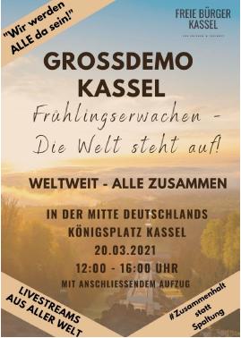 Demo Kassel