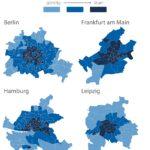 Kfz-Versicherung: Gleiche Stadt, andere PLZ – bis zu 19 Prozent Beitragsunterschied