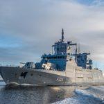 """Zuwachs für die Flotte: Fregatte """"Sachsen-Anhalt"""" wird in Dienst gestellt"""