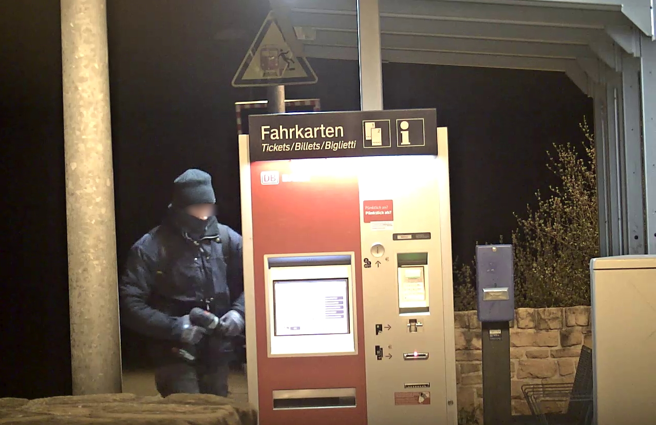 Fahrautomat