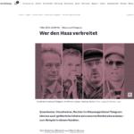 Süddeutsche Zeitung: Sabrina Ebitsch und Berit Kruse versuchen sich als Journalisten