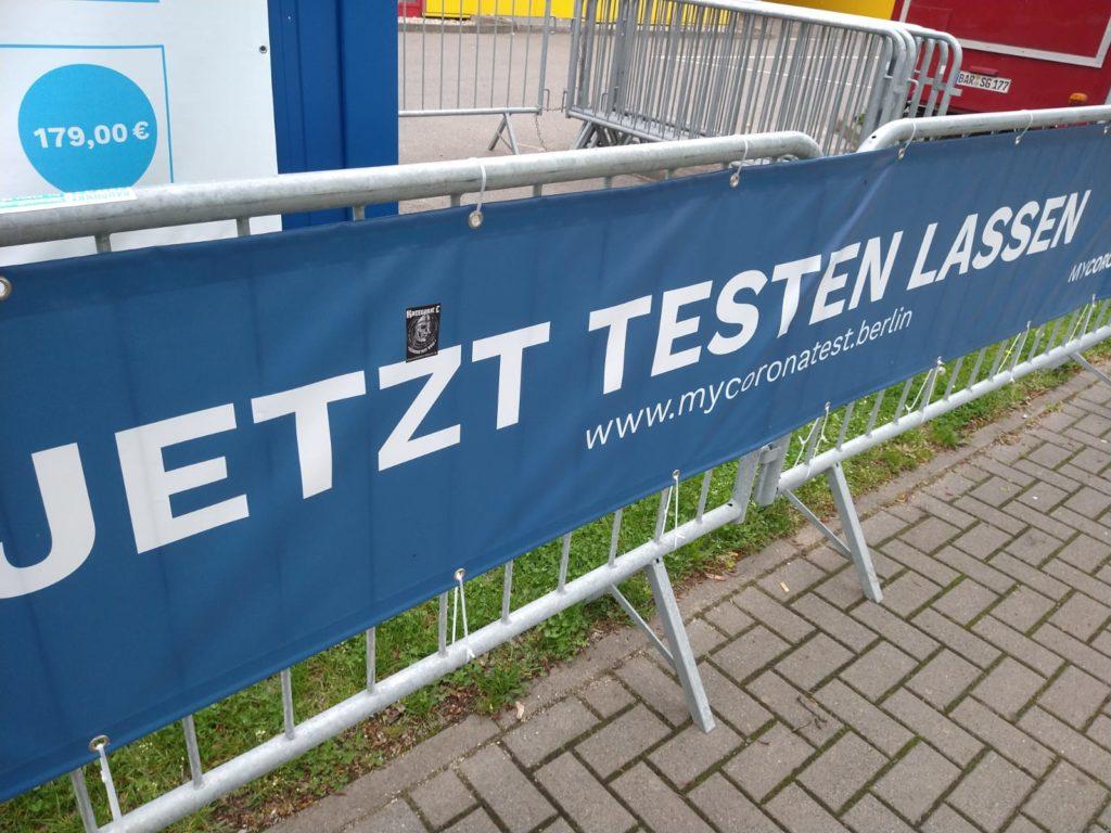Test-Zentrum