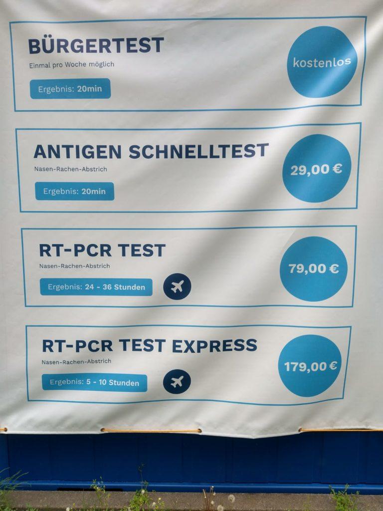 PCR Test Antigen