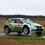 ŠKODA Kundenteams zählen beim Auftakt zur Deutschen Rallye-Meisterschaft zu den Favoriten