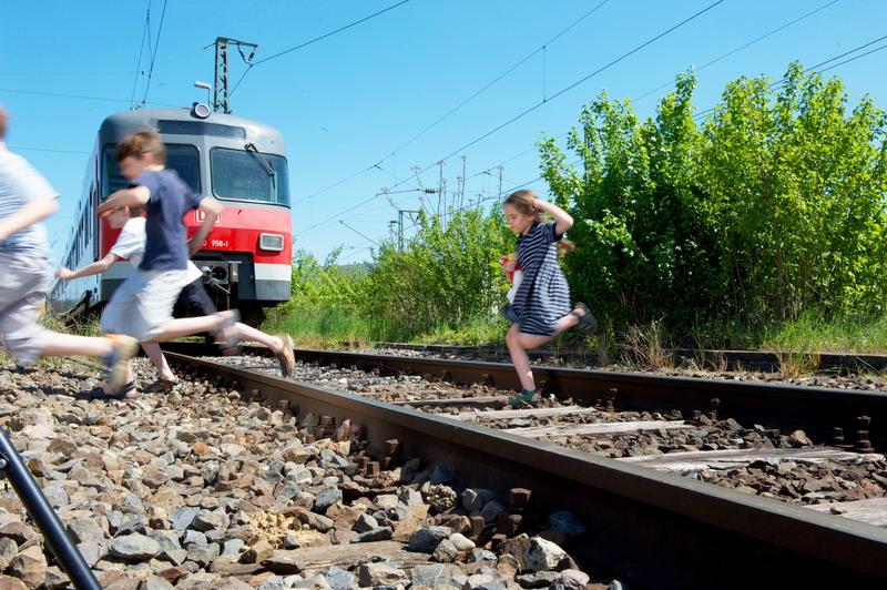 Kinder Bahn