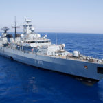"""Fregatte """"Bayern"""" zeigt Flagge im Indo-Pazifik"""