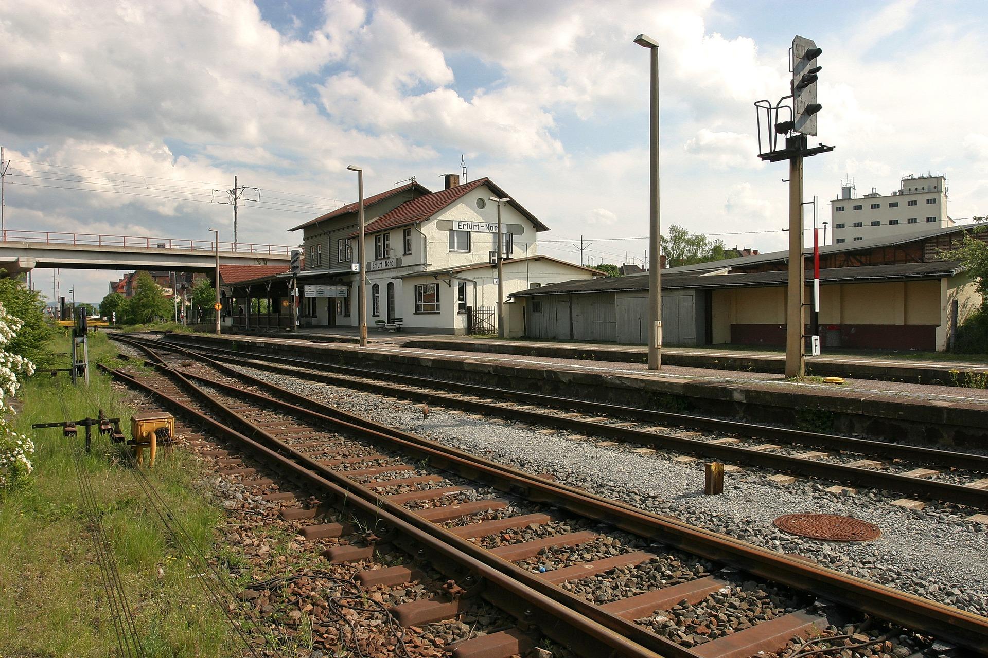 Erfurt Nordbahnhof