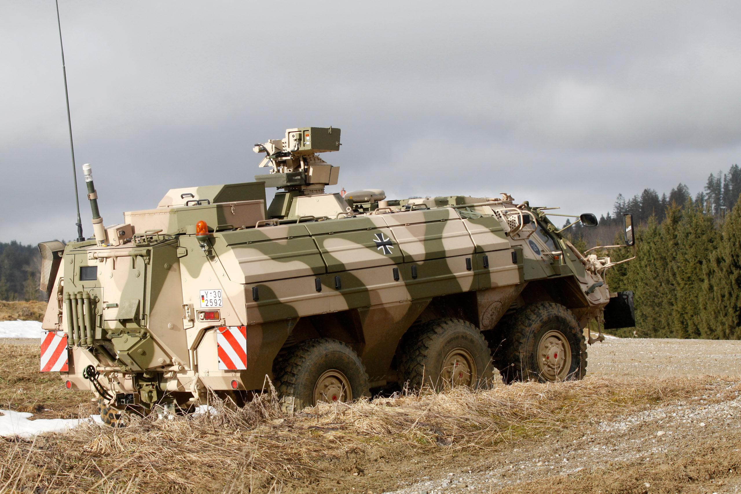 Panzer Fuchs