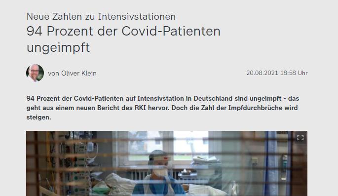 Falschmeldung ZDF