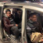Albanischer und syrischer Schleuser gefasst – Bundespolizei greift acht Migranten auf